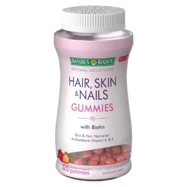 Nature's Bounty Optimal Solution HSN Gummies - 120 Count