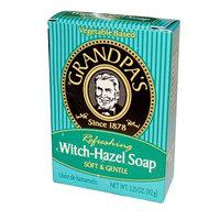 Grandpa's Refreshing Witch-Hazel Soap