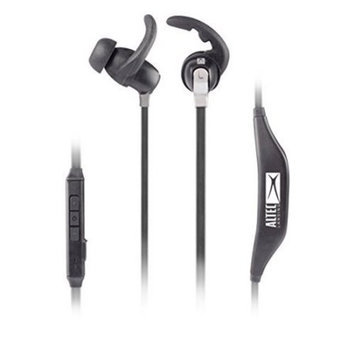 Altec Lansing(R) Wireless Stereo Headphones, Black
