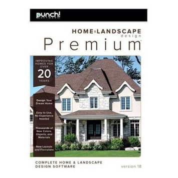 WD Encore 8129743 Punch Home Landscape Premium V18 (Email Delivery)