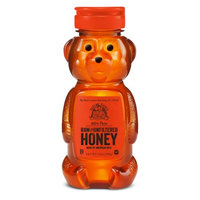 Nature Nate's Raw and Unfiltered Honey 12oz