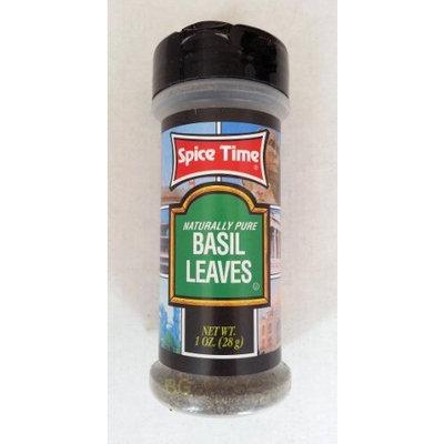 BASIL LEAVES Seasoning by Spice Time 1 oz... mtc