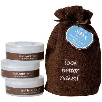 Get Fresh - Look Better Naked Body Treatment Set - Starfruit