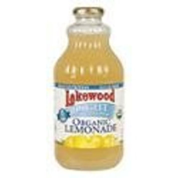 Lakewood Organic Light Lemonade, 32 Ounce -- 12 per case.