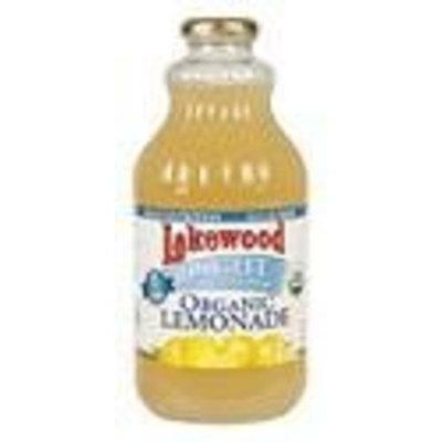 Lakewood Organic Light Lemonade, 32 Ounce -- 12 per case.