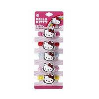 Sanrio Hello Kitty Toddler Girls 5 Pack Hair Scrunchy Set