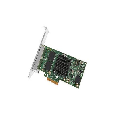 Intel Ethernet Server Adapter I350-T4 - Network adapter - PCI Express 2.1 x4 low profile - Gigabit Ethernet x 4