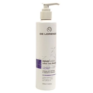De Lorenzo Novafusion Color Care Shampoo, 8.45 oz - Violet