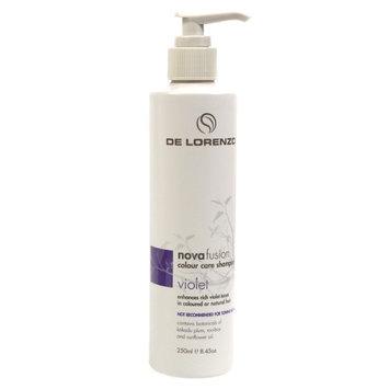 De Lorenzo Novafusion Color Care Shampoo, 8.45 oz - Violet