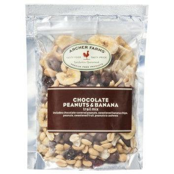 Archer Farms Chocolate Peanuts & Banana Trail Mix 12 oz.