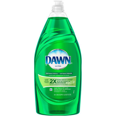 Dawn Ultra Antibacterial Dishwashing Liquid Apple Blossom