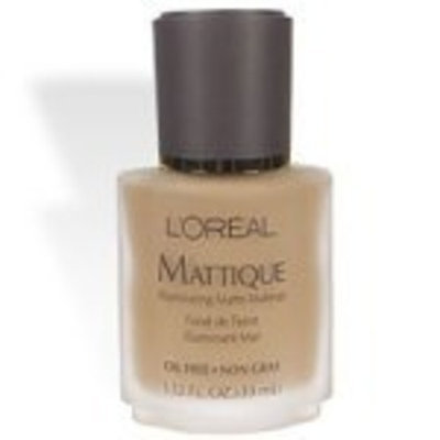 L'Oréal Paris Mattique Oil Free Makeup