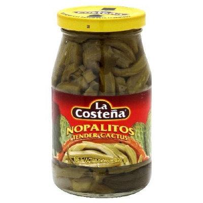 La Costena Nopalitos, 14-Ounce (Pack of 12)