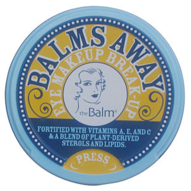 theBalm Balms Away Eye Makeup Break-up, 1 ea