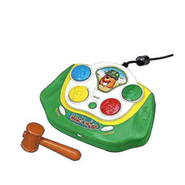 Whac a Mole Electronic Game Ages 6+