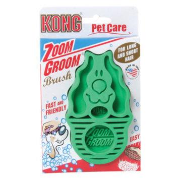 KONGA Zoom Groom Dog Brush
