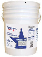 Renown Industrial Cleaner Degreaser Heavy Duty 5 gal
