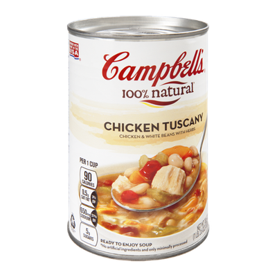 Campbell's® Chicken Tuscany Soup