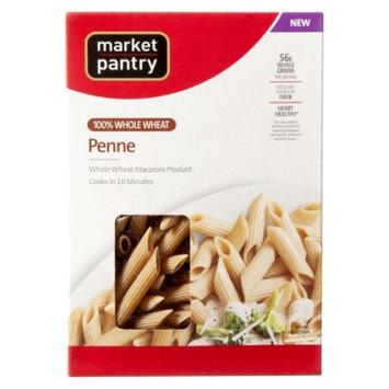 market pantry Market Pantry Whole Wheat Penne Pasta 13.25 oz