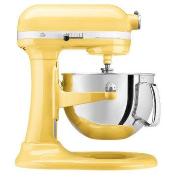 KitchenAid Professional 600 Series 6 Qt Stand Mixer- Yellow KP26M1X