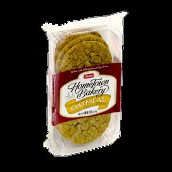 Giant HomeTown Bakery Oatmeal Cookies