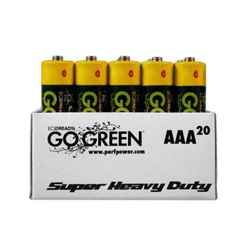Perfpower Go Green Heavy Duty Battery AAA