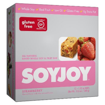 SOYJOY Pineapple Baked Whole Soy & Fruit Bars