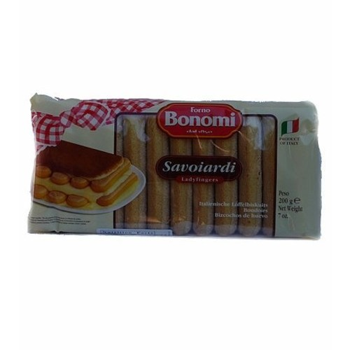 Italia Gourmet Savoiardi Ladyfingers (3 packs)