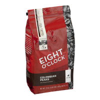 Eight O'Clock Coffee Whole Bean Colombian Peaks