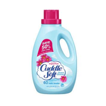 Cuddle Soft Fabric Softener - 60 oz
