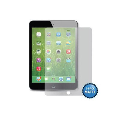Monoprice Screen Protector (2-Pack) w/ Cleaning Cloth for iPad Air™ - Matte Finish