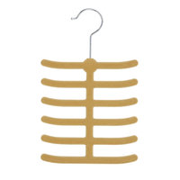 Honey Can Do 20 Pk 12 Hook Tie Hanger
