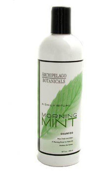 Archipelago Botanicals Morning Mint Shampoo 16.0 oz