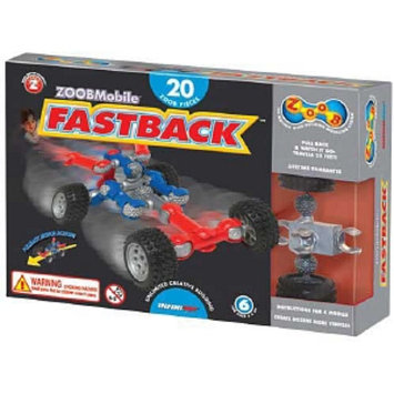 Infinitoy Zoob Mobile Fastback Ages 6 and up, 1 ea