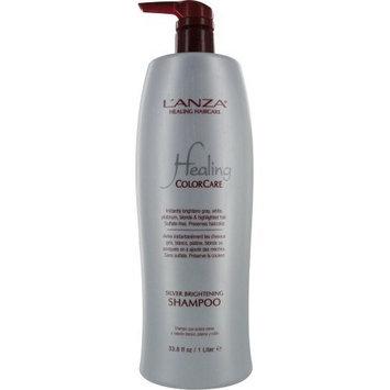 L'Anza Lanza Healing Colorcare Silver Brightening Shampoo, 33.8 Ounce