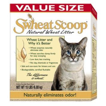 Swheat Scoop Cat Litter - 15 lb.