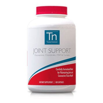 Trusted Nutrients BY-3YM7-PRYG Advanced Joint Support - 180 Veggie Caps