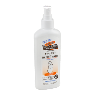 Palmer's Cocoa Butter Formula with Vitamin E Body Milk for Stretch Marks