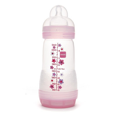MAM Anti-Colic Ultra Soft Silicone Nipples