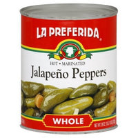 La Preferida Peppers Jalapeno