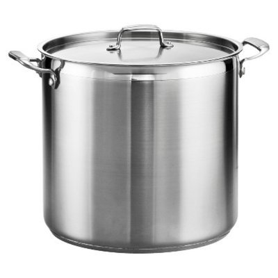 Tramontina Gourmet Induction 24 qt. Covered Stock Pot