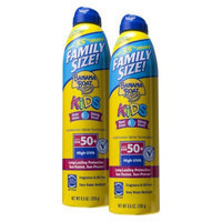 BANANA BOAT Banana Boat Kids Family Size UltraMist Sunscreen with SPF 50 - 2 Pack
