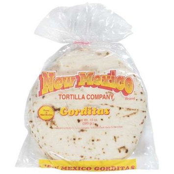 New Mexico Mexico: Gorditas Tortillas, 10 oz