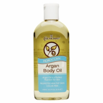 Cococare Moroccan Argan Body Oil, 9 fl oz