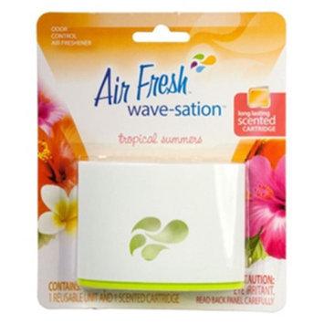 Flp,llc Air Freshener Wave-Sation Trop - Pack of 12