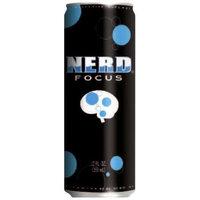 Nerd Beverage NERD Focus Beverage 24/12oz Cans Zero Cal