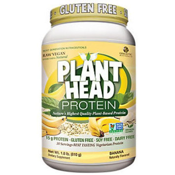 Genceutic Naturals Plant Head Protein