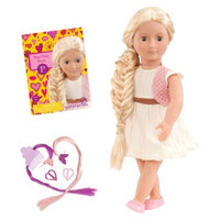Our Generation Hair Grow Doll Blonde - Phoebe