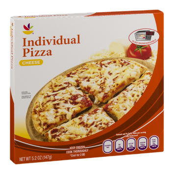 Ahold Individual Pizza Cheese