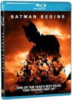 Christopher Nolan Batman Begins